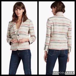 Lucky Tweed Schoolboy Blazer Jacket Coat Brand